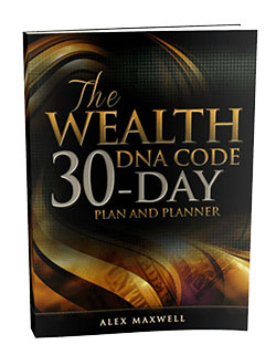 the wealth dna code 30day plan and planner - Why 99% of People are unknowingly sabotaging their income